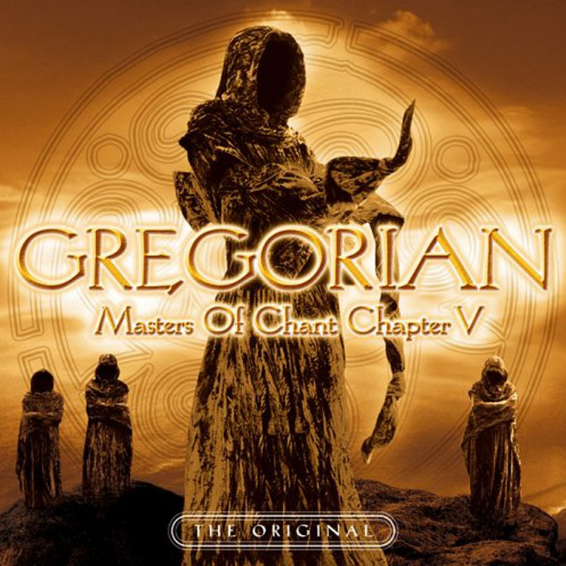 Image of   Gregorian - Masters Of Chant Chapter V - CD