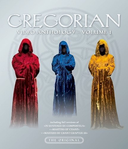 Gregorian: Video Anthology Vol. 1 - Blu-Ray