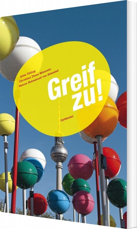 Billede af Greif Zu! - Hanne Holmelund Von Sehested - Bog