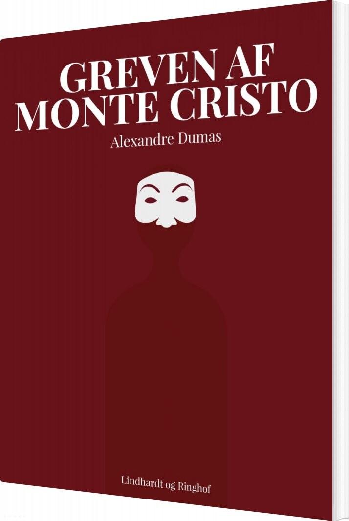 Billede af Greven Af Monte Christo - Alexandre Dumas - Bog