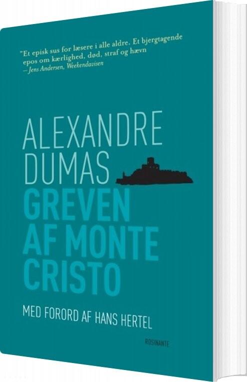 Billede af Greven Af Monte Cristo, Klassiker - Alexandre Dumas - Bog