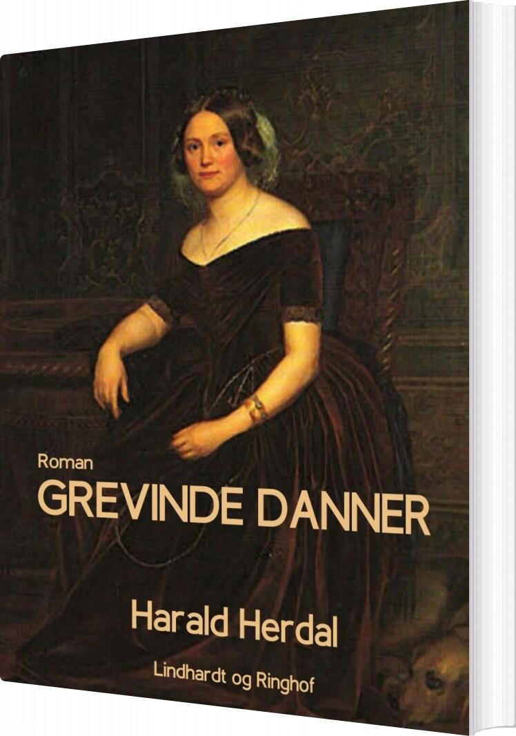 Image of   Grevinde Danner - Harald Herdal - Bog