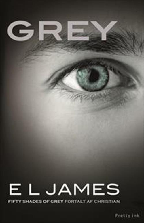 Grey - Fifty Shades Of Grey Fortalt Af Christian - E L James - Cd Lydbog