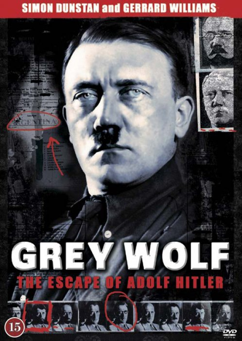 Grey Wolf - The Escape Of Adolf Hitler - DVD - Film