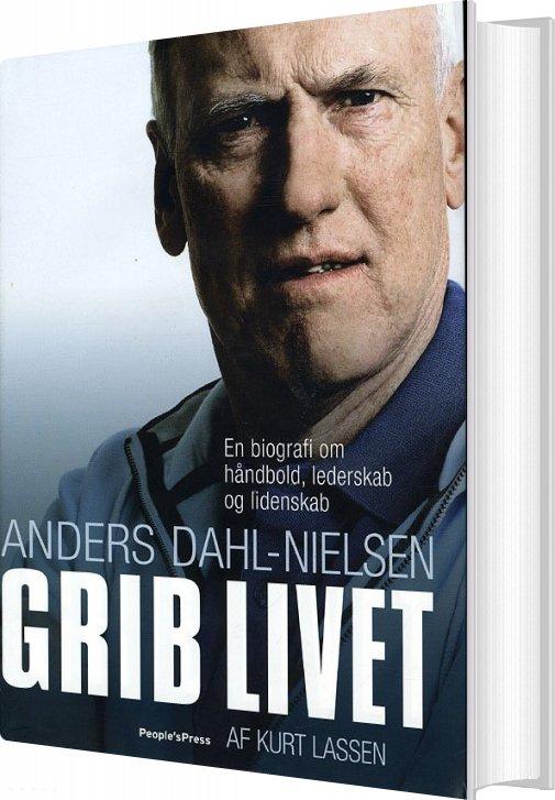 Grib Livet! - Kurt Lassen - Bog