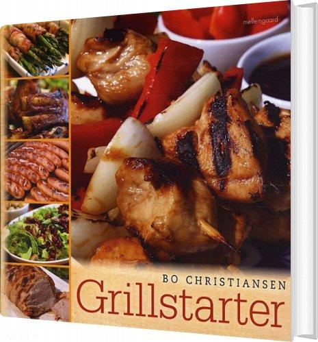 Grillstarter - Bo Christiansen - Bog