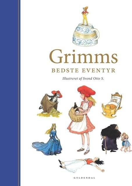 Grimms Bedste Eventyr - Brødrene Grimm - Bog