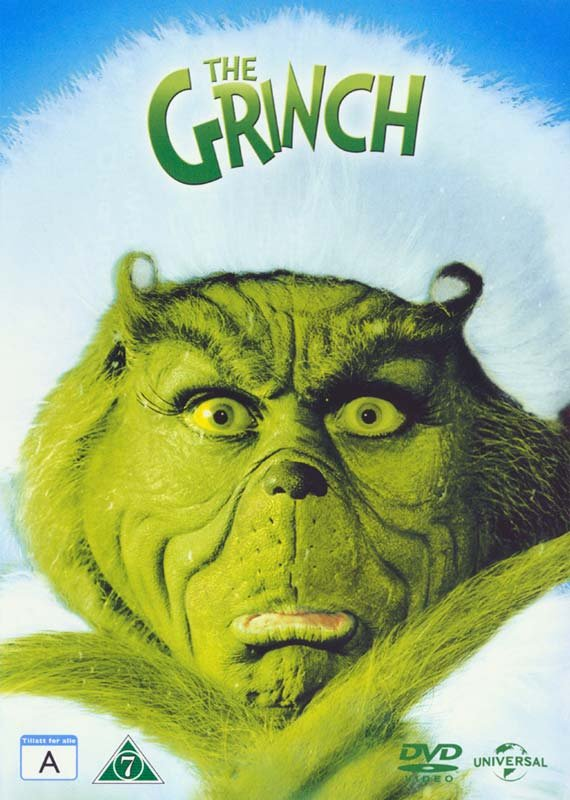 Billede af Grinchen - Julen Er Stjålet / How The Grinch Stole Christmas - DVD - Film