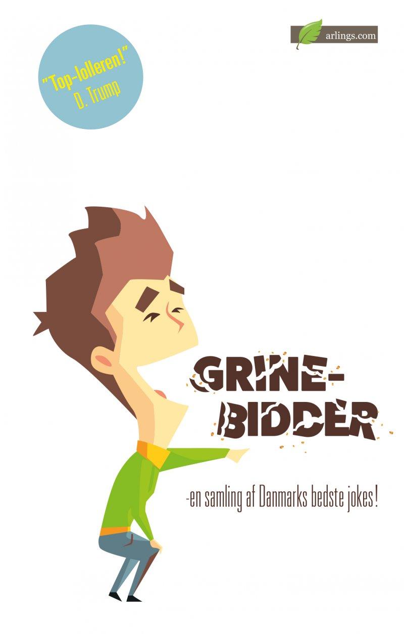 Image of   Grine-bidder - Max P - Bog