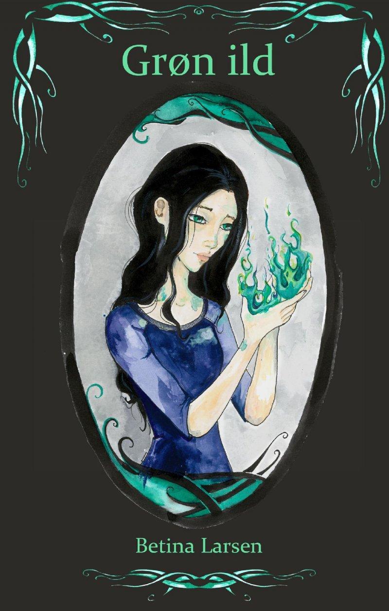 Grøn Ild - Betina Larsen - Bog