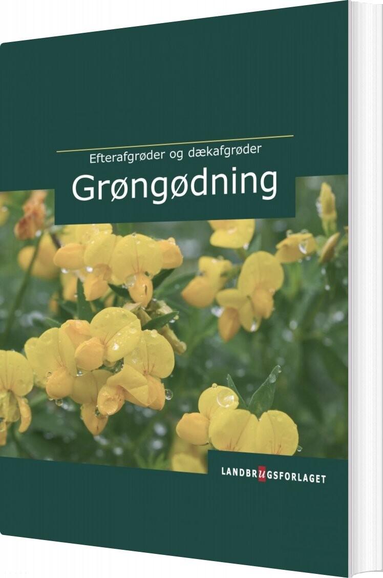 Image of   Grøngødning - Jens Thejsen - Bog