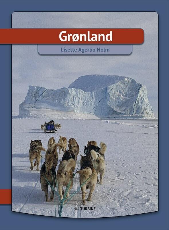 Image of   Grønland - Lisette Agerbo - Bog