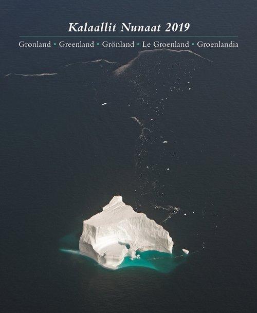 Grønlandskalenderen 2019 - Rolf Müller - Bog