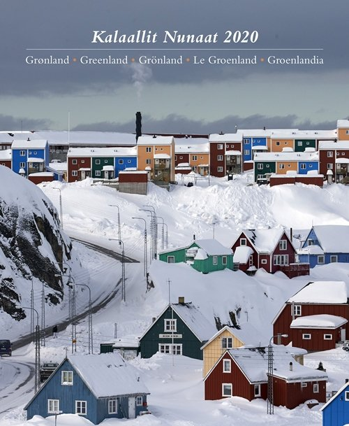 Image of   Grønlandskalenderen 2020 - Rolf Müller - Bog