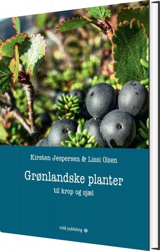 Billede af Grønlandske Planter - Kirsten Jespersen - Bog