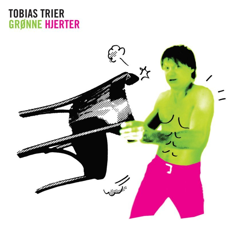Tobias Trier - Grønne Hjerter - CD
