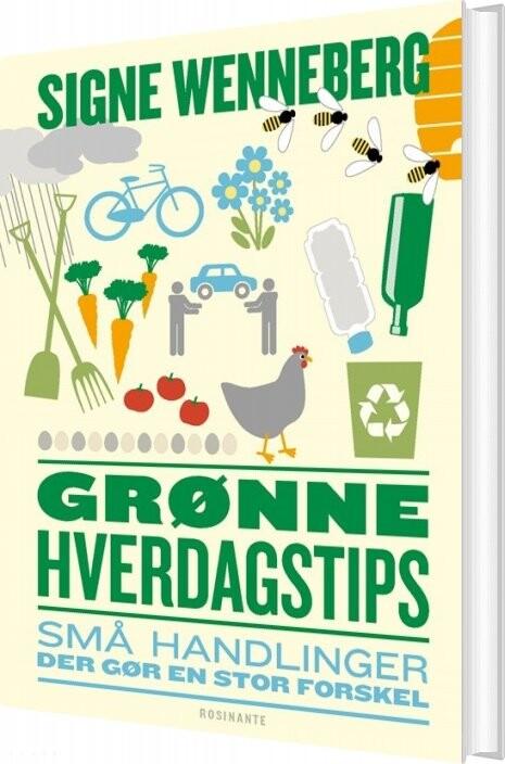 Image of   Grønne Hverdagstips - Signe Wenneberg - Bog
