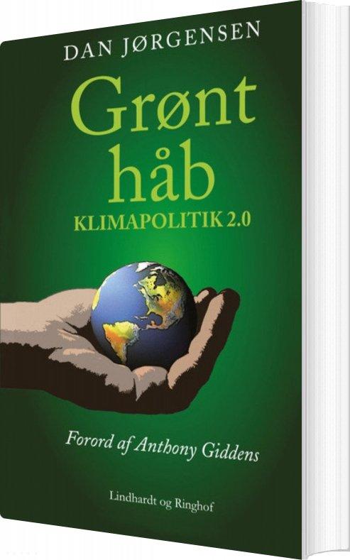 Grønt Håb - Dan Jørgensen - Bog