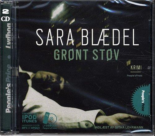 Image of   Grønt Støv - Sara Blædel - Cd Lydbog