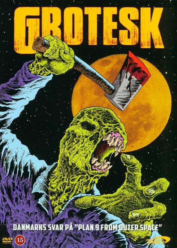 Image of   Grotesk - DVD - Film