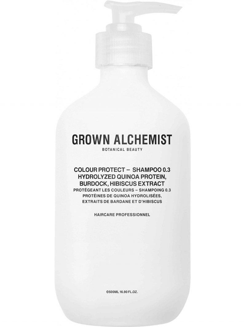 Image of   Grown Alchemist Shampoo - Colour-protect Shampoo 500 Ml
