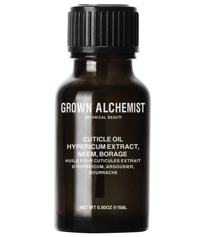 Image of   Grown Alchemist Negleolie - Cuticle Oil: Hypericum Extract, Neem, Borage