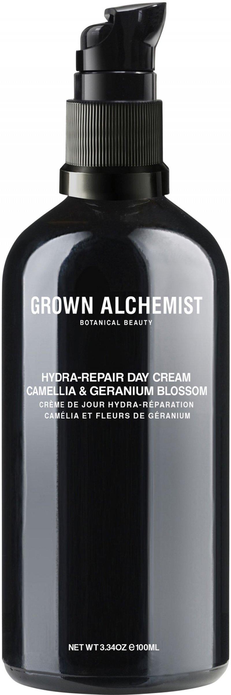 Image of   Grown Alchemist Ansigtscreme - Hydra-repair Day Cream: Camellia & Geranium Blossom 100 Ml