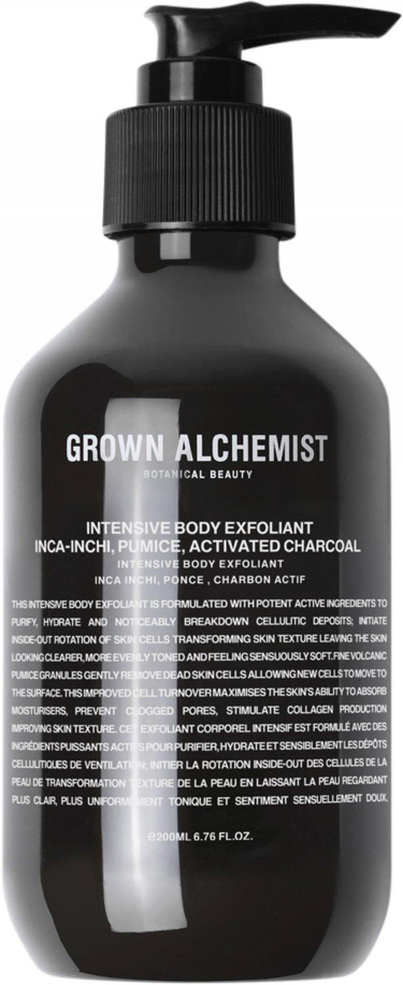 Image of   Grown Alchemist Kropsbehandling - Intensive Body Exfoliant Inca-inchi, Pumice 200 Ml