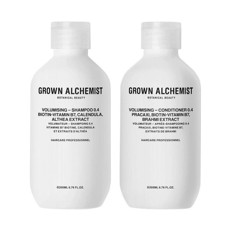 Image of   Grown Alchemist Shampoo - Volumising Haircare Twinset 2x200 Ml