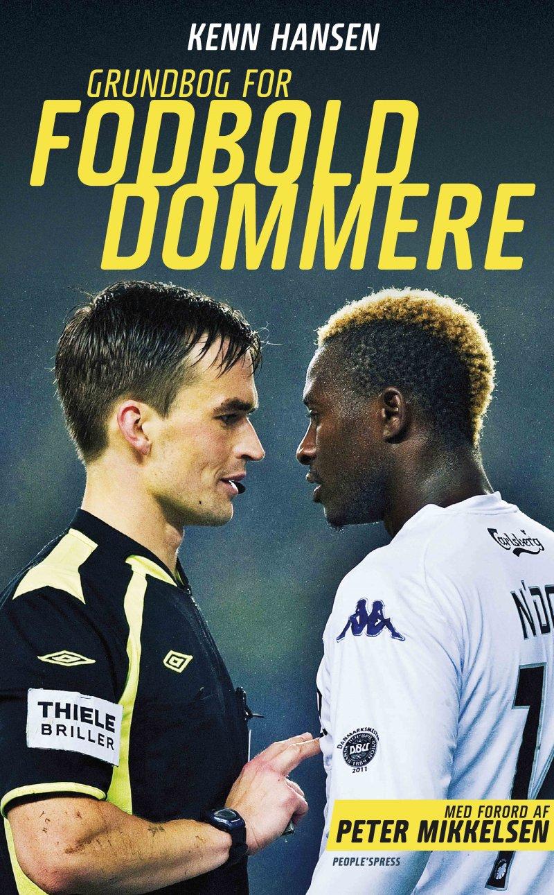 Billede af Grundbog For Fodbolddommere - Kenn Hansen - Bog