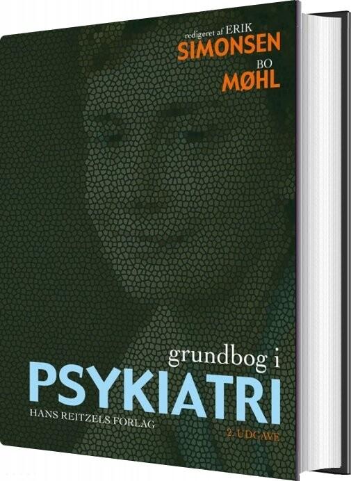 Image of   Grundbog I Psykiatri - Ingelise Nordenhof - Bog