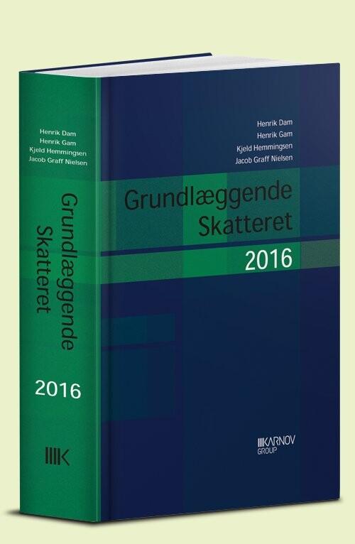 Grundlæggende Skatteret 2016 - Henrik Gam - Bog
