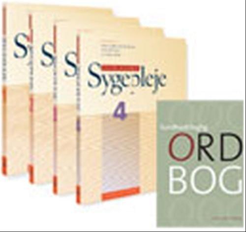 Image of   Grundlæggende Sygepleje 1-4, Og Sundhedsfaglig Ordbog - Eli-anne Skaug - Bog