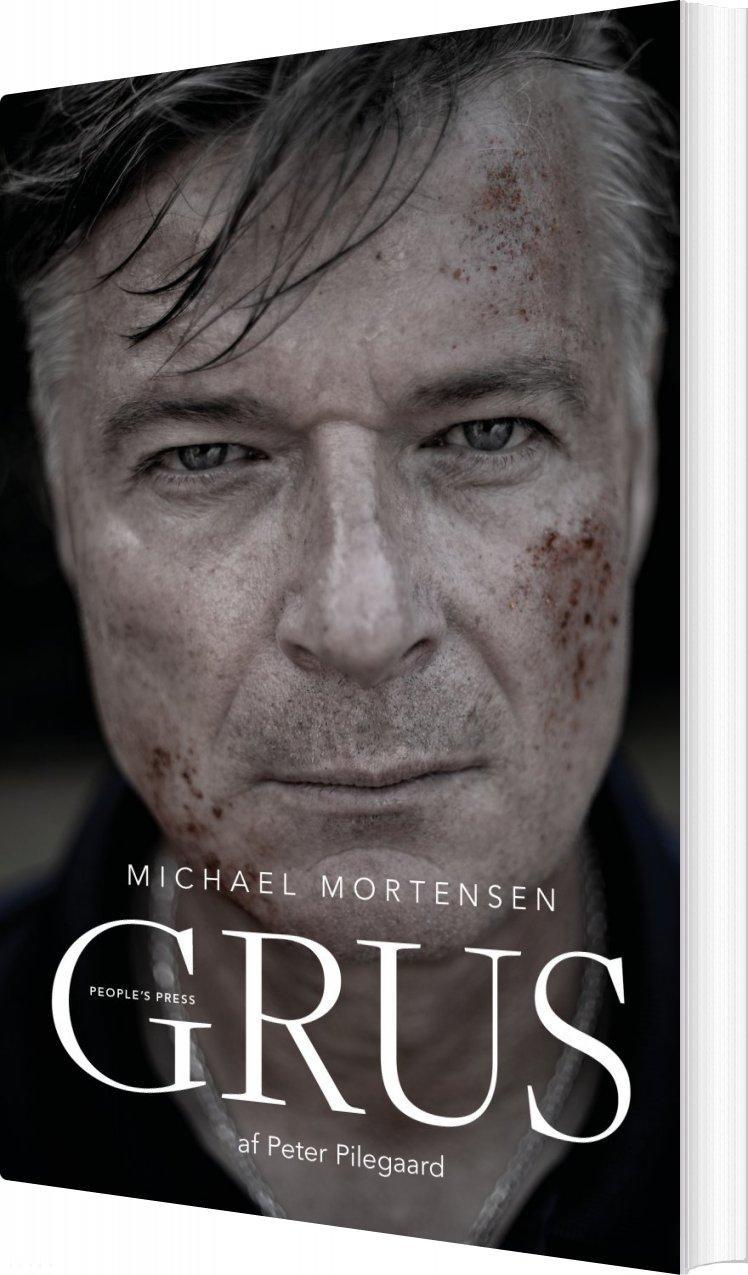 Image of   Grus - Biografi - Michael Mortensen - Bog