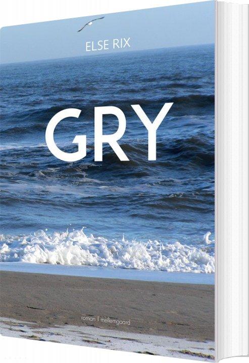 Gry - Else Rix - Bog