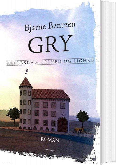 Image of   Gry - Bjarne Bentzen - Bog