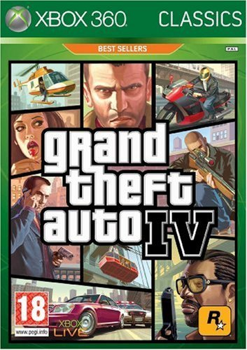 Image of   Grand Theft Auto Iv (gta 4) (classics) - Xbox 360