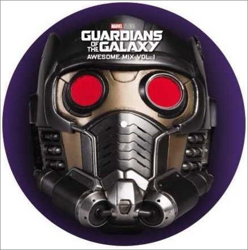 Image of   Guardians Of The Galaxy 1 Soundtrack - Picture Disc - Vinyl / LP