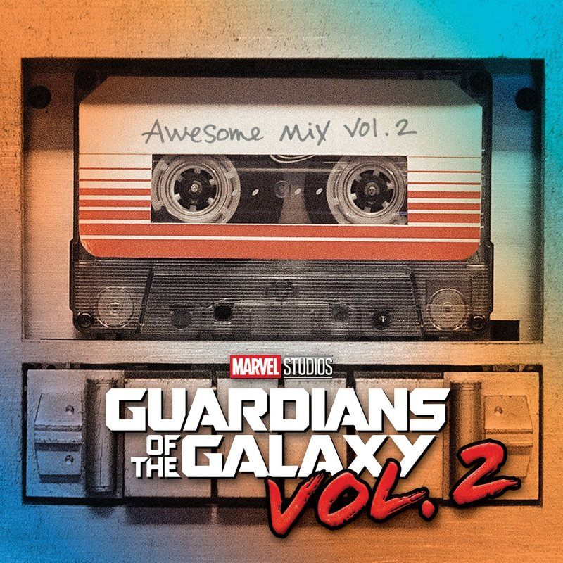 Image of   Guardians Of The Galaxy 2 Soundtrack - CD