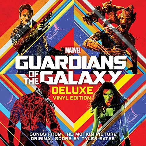 Image of   Guardians Of The Galaxy Soundtrack - Vinyl / LP
