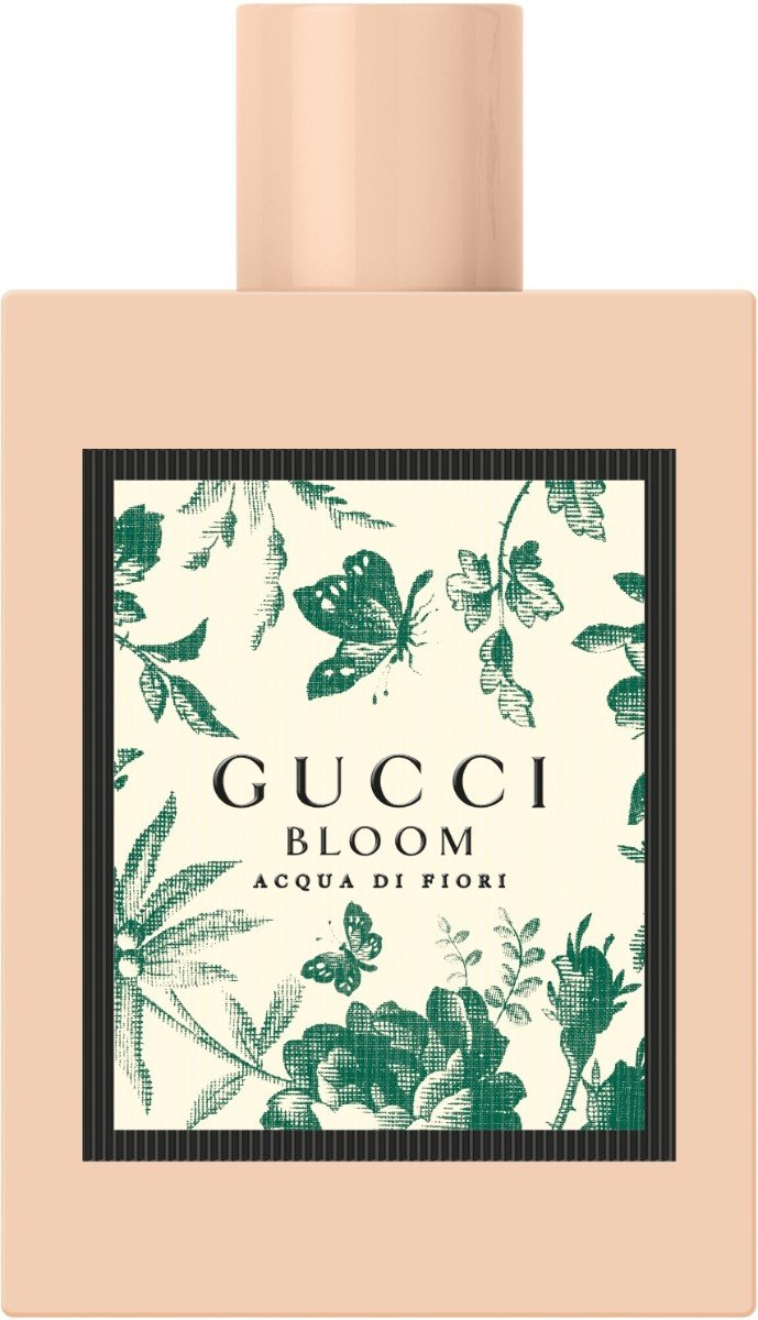 Gucci Bloom Acqua Di Fiori Eau De Toilette - 100 Ml