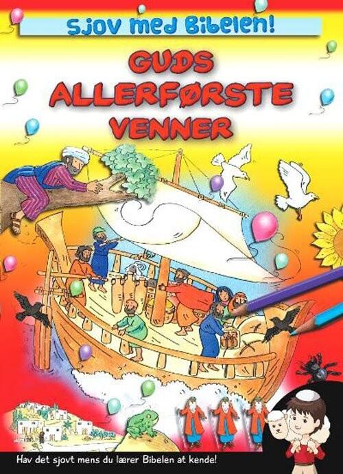 Image of   Guds Allerførste Venner - Leena Lane - Bog