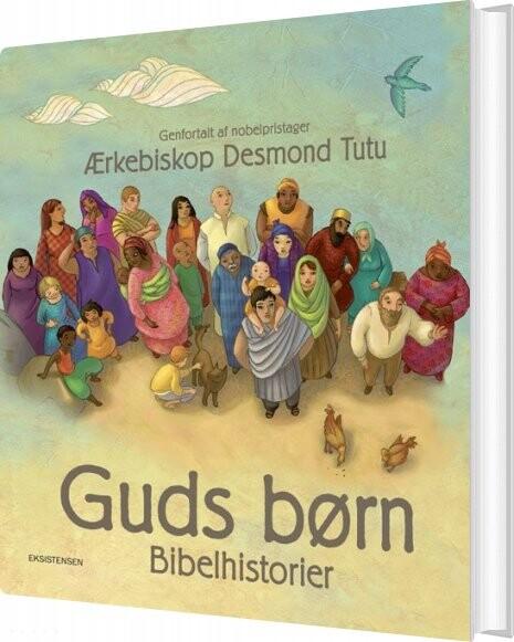 Guds Børn - Desmond Tutu - Bog