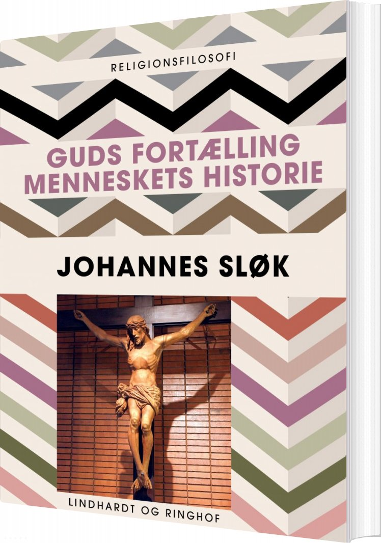 Image of   Guds Fortælling: Menneskets Historie - Johannes Sløk - Bog