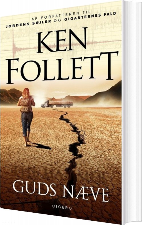 Image of   Guds Næve - Ken Follett - Bog