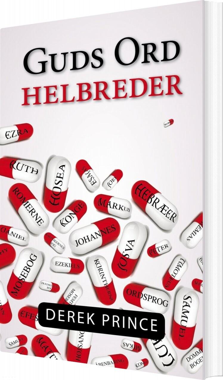 Image of   Guds Ord Helbreder - Derek Prince - Bog