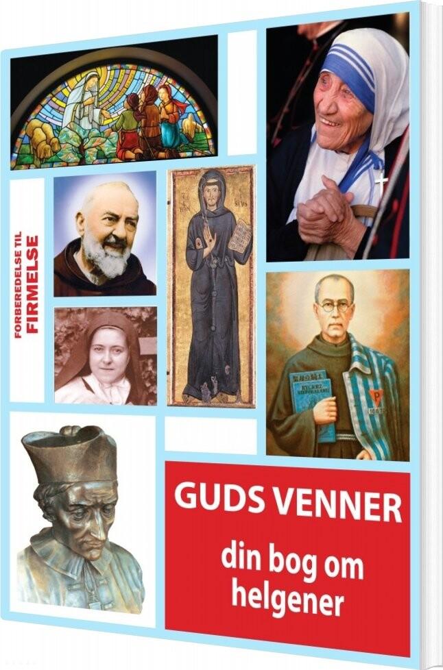 Image of   Guds Venner - Kirsten Kjærulff - Bog