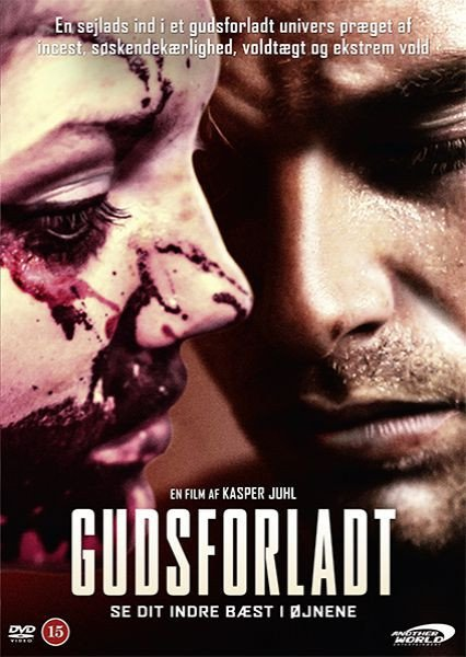 Image of   Gudsforladt - DVD - Film
