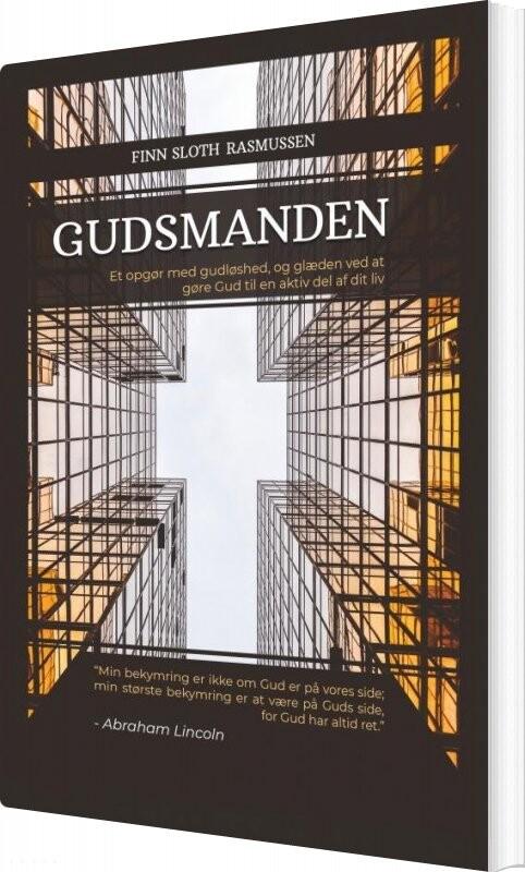 Gudsmanden - Finn Sloth Rasmussen - Bog
