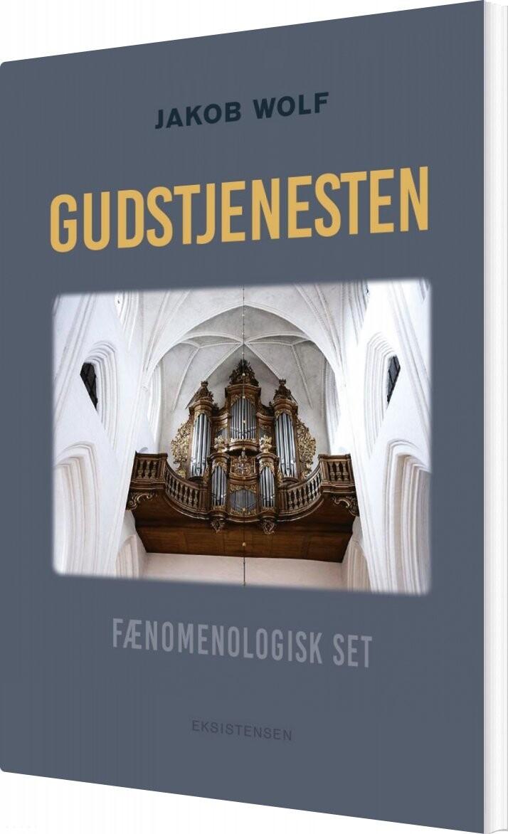Image of   Gudstjenesten - Jakob Wolf - Bog